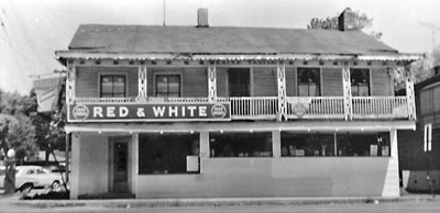 The Red & White Store